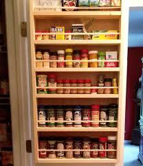Image of: Wall Mounted Spice Rack IKEA
