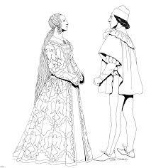 Small Picture renaissance clothing013gif 12391373 Drawingcoloringfashion