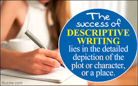 descriptive writing definition tips examples and exercises