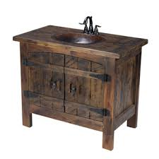 stylish modular wooden bathroom vanity. Rustic Vanity With Sink Made From Reclaimed Barn Wood! Stylish Modular Wooden Bathroom A