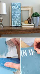 wood sign tutorial diy home decor ideas on a budget for tutorial
