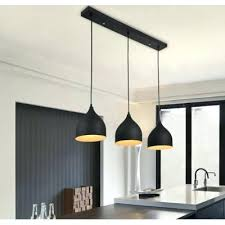 3 light pendant modern linear multi light pendant with black teardrop shade 3 pertaining to new