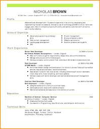 Actor Resume Template Word Adorable Resume Letters How To Use A Theatre Resume Template For Job