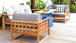 wood patio furniture plans home and furniture