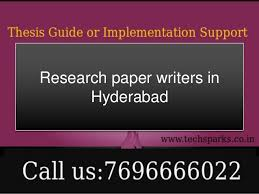 research paper writers in hyderabad