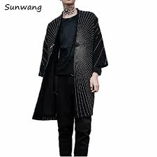 best 2017 new arrival ray unique cool mens coat stylish harajuku fashion designers cardigan long black men trench coats and jackets under 93 55 dhgate