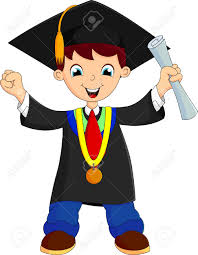 boy graduating clipart clipartfest happy boy after graduation