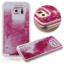 samsung galaxy s6 phone cases for girls. galaxy s6 case ,e-uniq transparent plastic 3d glitter quicksand stars liquid hard samsung phone cases for girls u