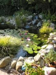 Cool backyard pond design ideas for you who likes nature Water Cool Backyard Pond Design Ideas 02 Aboutruth 73 Cool Backyard Pond Design Ideas For You Who Likes Nature Aboutruth