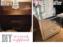 how to make mirrored furniture. Simple Make And How To Make Mirrored Furniture I
