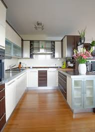 Exellent Fitted Kitchens For Small Spaces In Perfect Design