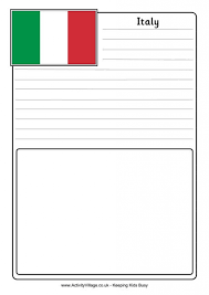 Small Picture Italian Flag Coloring Page pertaining to Really encourage to color