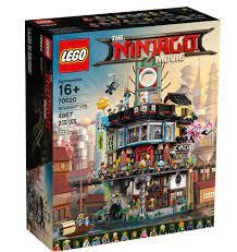 NEW* LEGO 70620 : NINJAGO MOVIE : NINJAGO CITY #Lego | Lego ninjago city, Lego  ninjago movie, Ninjago