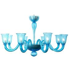blue glass chandelier blue glass chandelier trend for home designing inspiration with blue glass chandelier cobalt blue glass chandelier