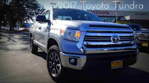2017 Toyota Tundra SR5 TRD Off Road 5.7 L V8 Review - YouTube
