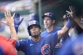 Rafael Ortega hits 3 homers in Chicago ...