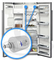 samsung refrigerator water filter location.  Samsung Installation And Replacement Procedure For The DA2900003B Fridge Water  Filter Throughout Samsung Refrigerator Water Filter Location R