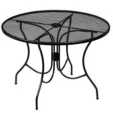 small round metal patio table vintage metal patio furniture sets hampton bay nantucket round metal outdoor dining table metal patio table set
