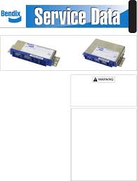 bendix commercial vehicle systems ec 80 abs atc sd manual