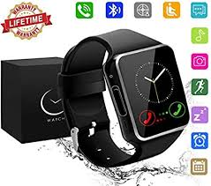 Android Smart Watch for Women Men, 2020 Bluetooth ... - Amazon.com