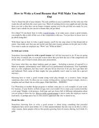 Awesome Great Headline For Resume Ideas Simple Resume Office