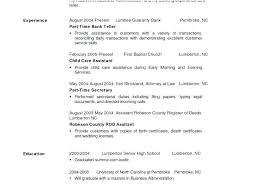 Sample Resume Bank Teller Resume Examples For Bank Teller Resume For