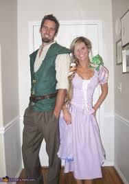 rapunzel and flynn rider costume