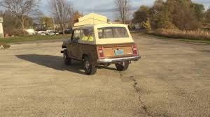 1971 Jeepster Commando for Sale - YouTube
