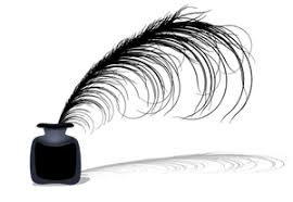 Image result for inkwell feather pen