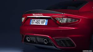 2018 maserati mc. brilliant maserati 2018 maserati granturismo mc sport line  rear bumper wallpaper for maserati mc