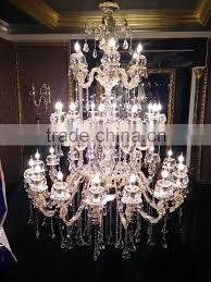 various classical european cooper glass wooden crystal chandelier light table lamp floor lamp for