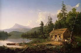classical landscape oil painting 047