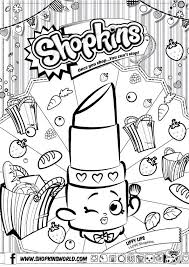 Small Picture Best 25 Shopkins coloring pages free printable ideas only on