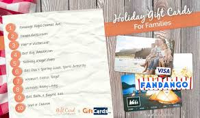 top gift cards for families gift card girlfriend top gift cards for families