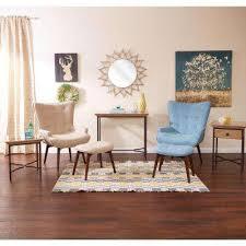 dalton toast chair with ottoman