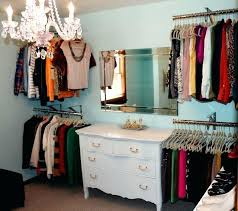 Attractive How To Organize A Small Bedroom Without Closet Stunning Design Closet Ideas  For Rooms With No