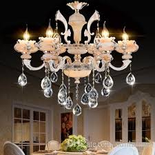 french style marple hanging crystal lighting dining room chandeliers contemporary luxury crystal chandeliers res de cristal led chandelier bulbs cream