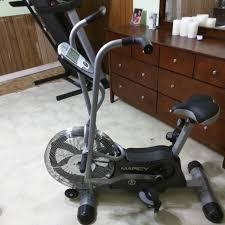 fan exercise bike. marcy air 1 fan. exercise bike. used very little. cost new 300.00. fan bike 0