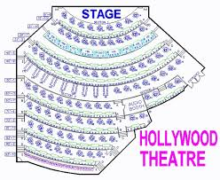 Hollywood Theater Las Vegas Seating Chart Hollywood Theater Mgm Grand Seating Chart