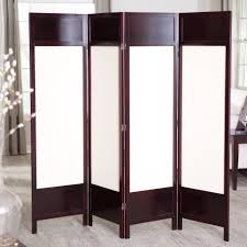 griffin canvas  panel room divider  rosewood  walmartcom