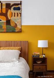 É indicado também para paredes externas por ser uma tinta com mais resistência e proteção contra formação de algas. Cor Amarela Veja Como Inserir Em Sua Decoracao E 91 Inspiracoes