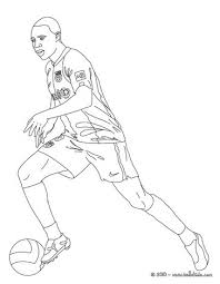 Small Picture Pel playing soccer coloring pages Hellokidscom