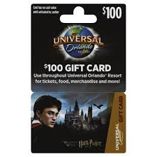 Enjoy the thoughtfulness of a gift card or gift certificate with more convenience and flexibility. Universal Studios Orlando Application Online