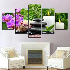 butterfly orchid pebbles candle stones flower canvas wall art white orchid framed wall art butterfly orchid on white orchid framed wall art with orchid wall art igorzakus