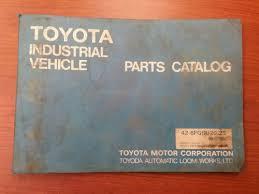 TOYOTA PARTS CATALOG, 42-6FGCU20, 25 FORKLIFT MANUAL – Forklift ...