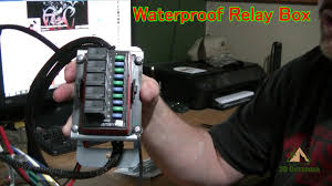 watertight fuse box wiring diagram site waterproof relay box camping organizer box watertight fuse box