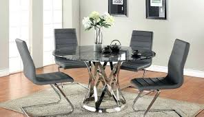 set chairs kitchen table exciting top room dining clearance tables glass round modern sets dinette