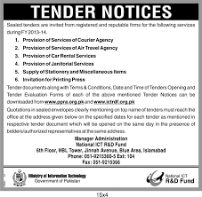 Tender Document Template Impressive Template Tender Document