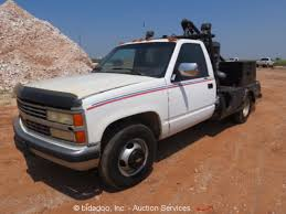 Chevrolet 3500 Pickup Truck 5.7L V8 5 Speed Manual Transmission ...