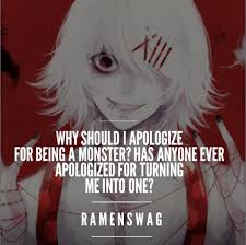 Tokyo Ghoul Quotes Mesmerizing 48 Tokyo Ghoul Quotes To Absolutely Die For The RamenSwag